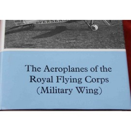 THE AEROPLANES OF THE ROYAL FLYING CORPS