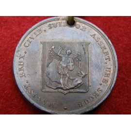 CITY OF BRUSSELS MEDAL