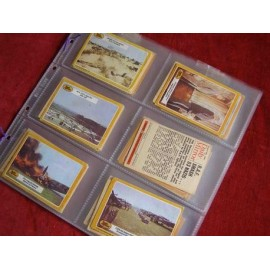 SET OF A&BC BATTLE OF BRITAIN GUM CARDS