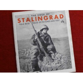 THE SIEGE OF STALINGRAD