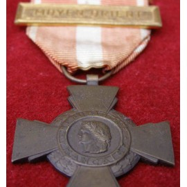 FRENCH FOREIGN LEGION CROSS FOR MILITARY VALOUR