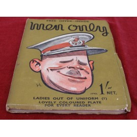 1940 EDITION OF MEN ONLY